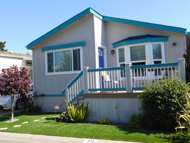4160 Jade  #18 St 18, Capitola, CA 95010 (#ML81716801) :: Brett Jennings Real Estate Experts