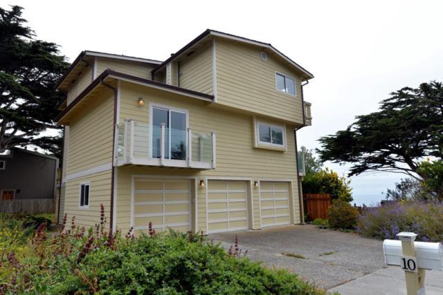 10 Ellendale Rd, Moss Beach, CA 94038 (#ML81716892) :: The Kulda Real Estate Group