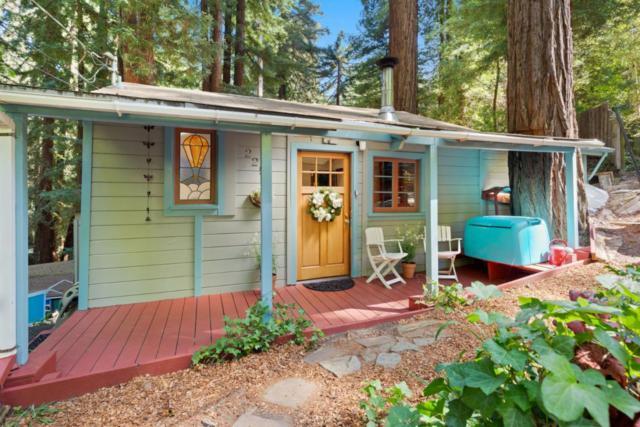 225 Glengarry Rd, Felton, CA 95018 (#ML81716920) :: Brett Jennings Real Estate Experts