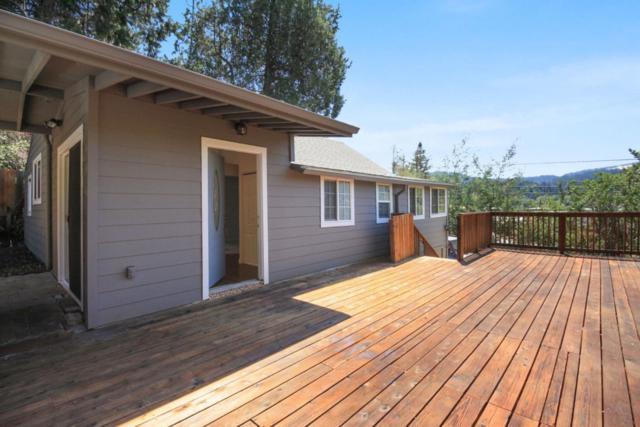 5412 Graham Hill Rd, Felton, CA 95018 (#ML81716941) :: Brett Jennings Real Estate Experts