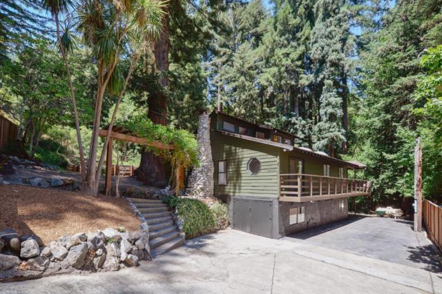 139 W Hill Rd, Felton, CA 95018 (#ML81717011) :: Strock Real Estate