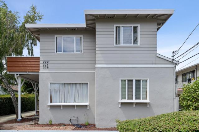224 Idaho St, San Mateo, CA 94401 (#ML81717050) :: The Kulda Real Estate Group