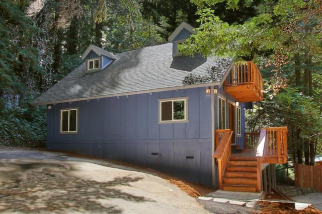 490 Brier Dr, Boulder Creek, CA 95006 (#ML81717188) :: The Warfel Gardin Group