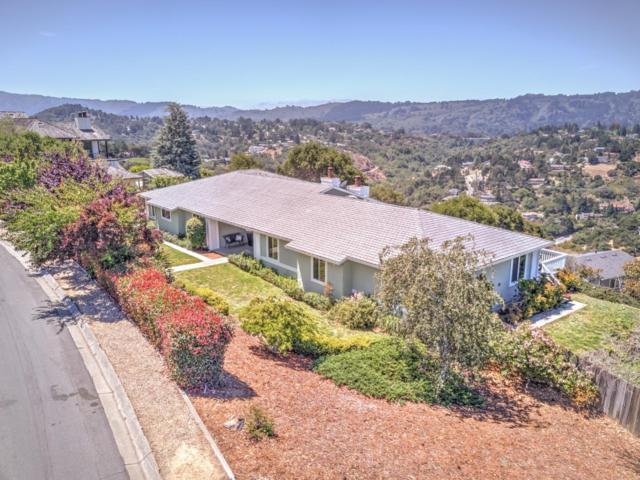 1116 Tournament Dr, Hillsborough, CA 94010 (#ML81717242) :: The Kulda Real Estate Group