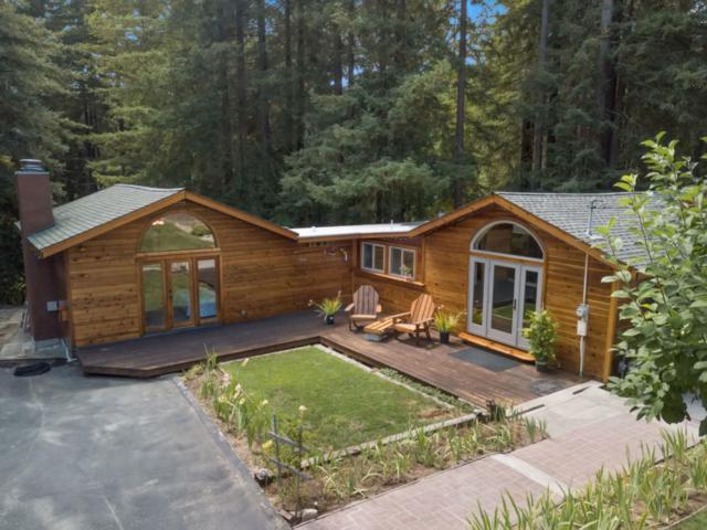 831 San Lorenzo Ave, Felton, CA 95018 (#ML81717289) :: Brett Jennings Real Estate Experts