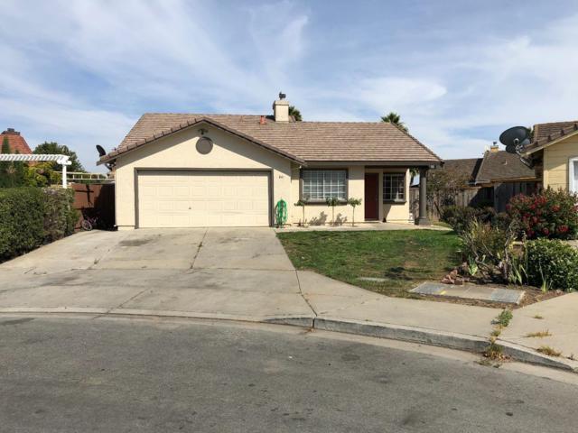 841 La Cuesta Ct, Salinas, CA 93905 (#ML81717320) :: Strock Real Estate