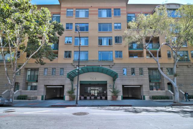 144 S 3rd St 510, San Jose, CA 95112 (#ML81717358) :: The Warfel Gardin Group