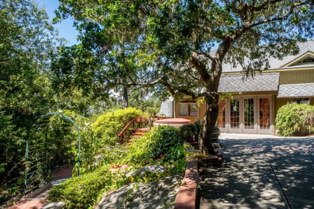 119 Oak Way, Carmel Highlands, CA 93923 (#ML81717359) :: Brett Jennings Real Estate Experts