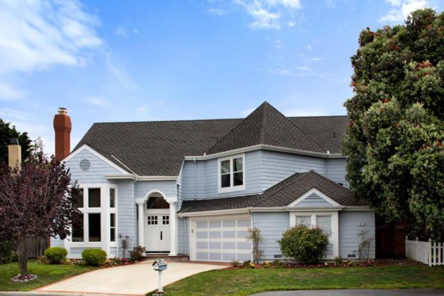 321 Eagle Trace Dr, Half Moon Bay, CA 94019 (#ML81717546) :: Brett Jennings Real Estate Experts