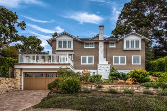 0 Carmelo 4Se Ocean Ave, Carmel, CA 93921 (#ML81717786) :: The Warfel Gardin Group