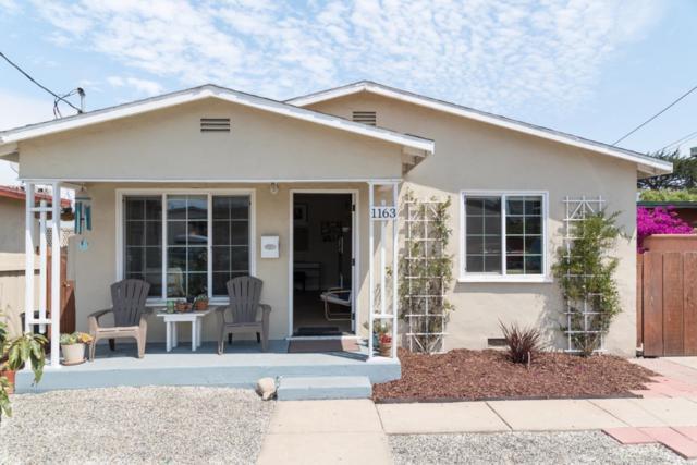1163 Sonoma Ave, Seaside, CA 93955 (#ML81717817) :: The Warfel Gardin Group