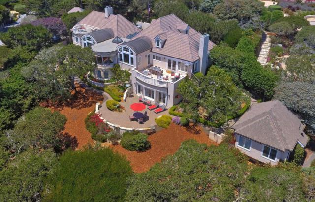 1465 Oleada Rd, Pebble Beach, CA 93953 (#ML81717821) :: Brett Jennings Real Estate Experts