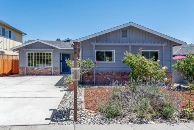 146 Molly Way, Santa Cruz, CA 95065 (#ML81717874) :: The Warfel Gardin Group