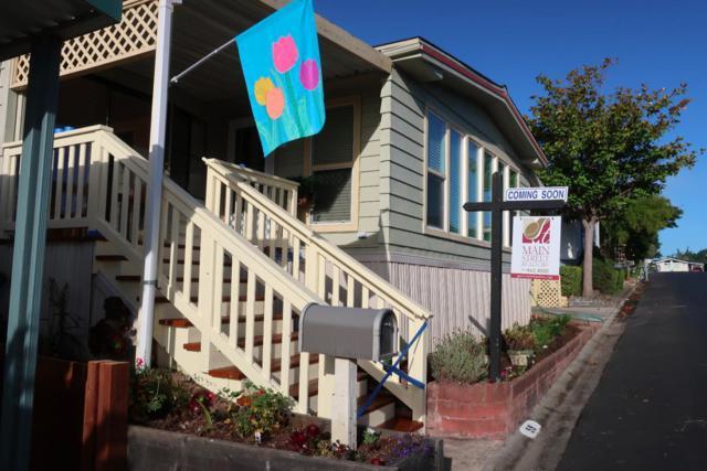 2435 Felt St 59, Santa Cruz, CA 95062 (#ML81717944) :: The Kulda Real Estate Group