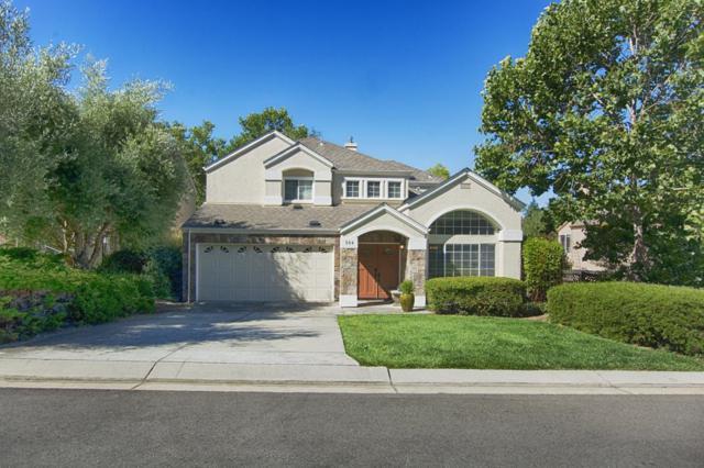 304 Sidesaddle Cir, Scotts Valley, CA 95066 (#ML81718021) :: Brett Jennings Real Estate Experts