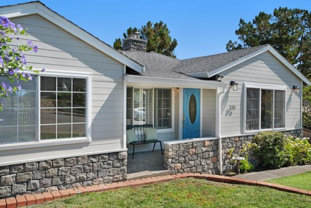 376 Ridge Rd, San Carlos, CA 94070 (#ML81718025) :: von Kaenel Real Estate Group