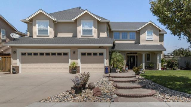 1281 Citadelle St, Tracy, CA 95304 (#ML81718104) :: The Gilmartin Group