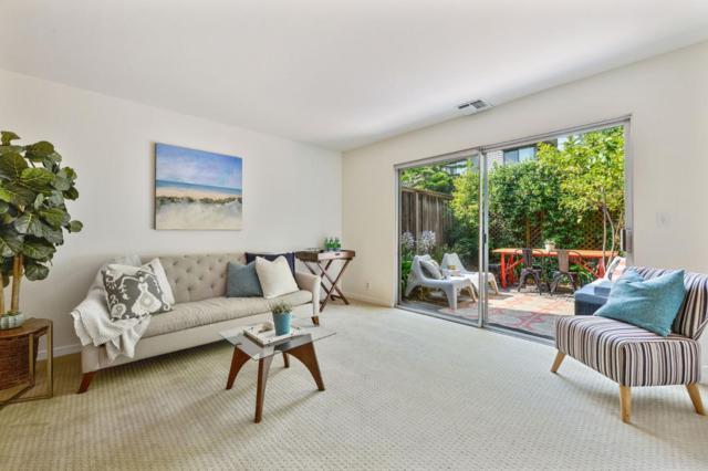 629 Forest Ave, Palo Alto, CA 94301 (#ML81718256) :: The Warfel Gardin Group