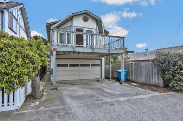 150 San Jose Ave, Pacifica, CA 94044 (#ML81718265) :: The Kulda Real Estate Group