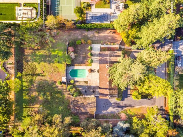 20 Linda Vista Ave, Atherton, CA 94027 (#ML81718360) :: Brett Jennings Real Estate Experts