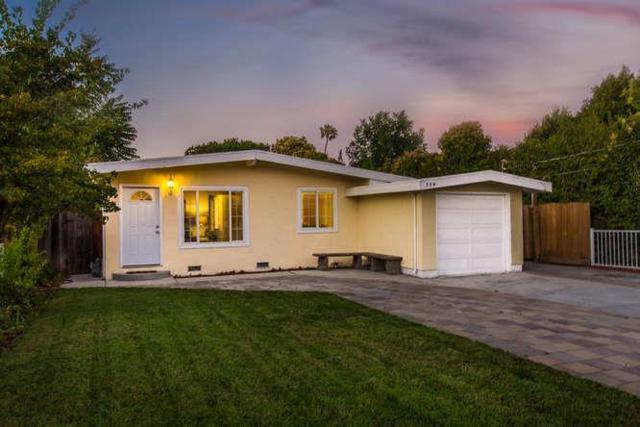 309 Market Pl, Menlo Park, CA 94025 (#ML81718363) :: The Warfel Gardin Group