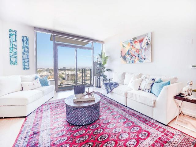 38 N Almaden Blvd 1615, San Jose, CA 95110 (#ML81718515) :: The Goss Real Estate Group, Keller Williams Bay Area Estates