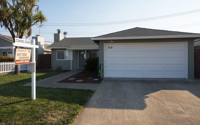 715 Hiller St, Belmont, CA 94002 (#ML81718539) :: Strock Real Estate
