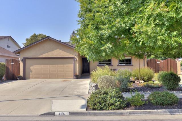 405 Allegan Cir, San Jose, CA 95123 (#ML81718545) :: The Goss Real Estate Group, Keller Williams Bay Area Estates
