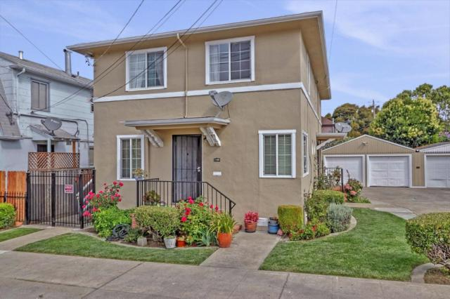 1118-1120 54th St, Oakland, CA 94608 (#ML81718556) :: The Kulda Real Estate Group