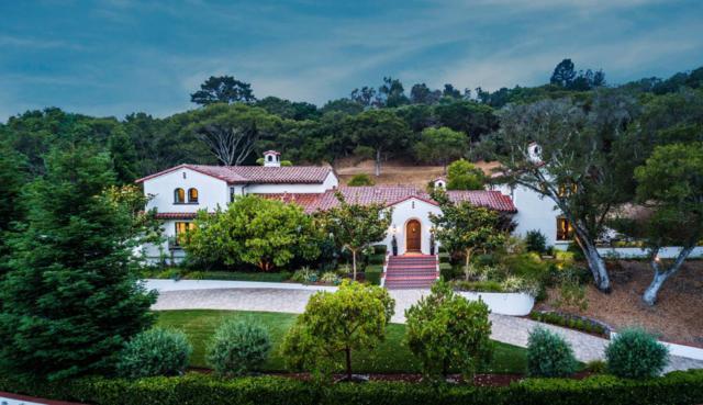 280 Robin Rd, Hillsborough, CA 94010 (#ML81718566) :: The Kulda Real Estate Group