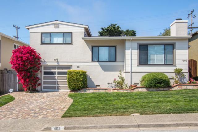 403 Alhambra Rd, South San Francisco, CA 94080 (#ML81718607) :: Strock Real Estate