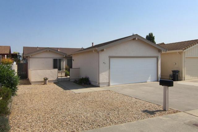 474 Vivienne Dr, Watsonville, CA 95076 (#ML81718617) :: Strock Real Estate