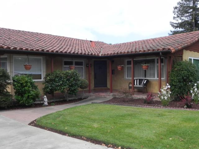 1584 Santa Maria Ave, San Jose, CA 95125 (#ML81718621) :: The Kulda Real Estate Group