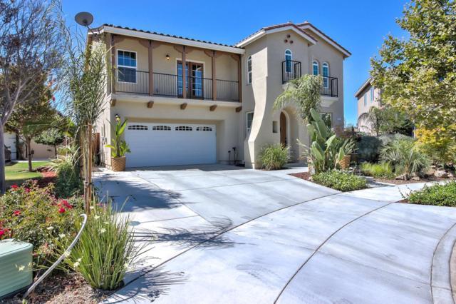 1370 Black Forest Dr, Hollister, CA 95023 (#ML81718658) :: The Kulda Real Estate Group