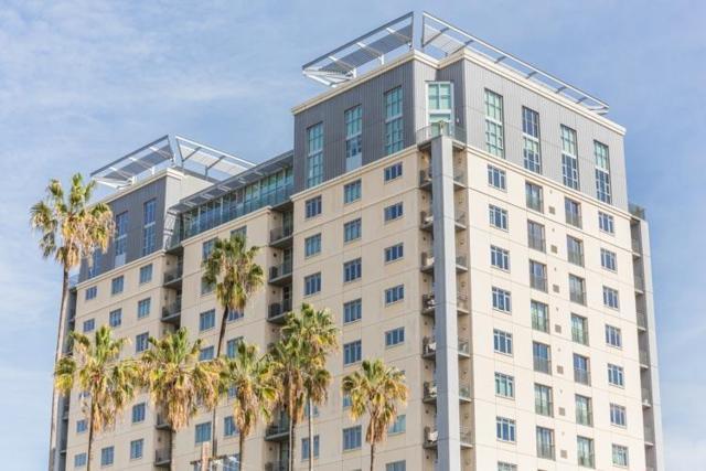 175 W Saint James St 1005, San Jose, CA 95110 (#ML81718773) :: The Goss Real Estate Group, Keller Williams Bay Area Estates