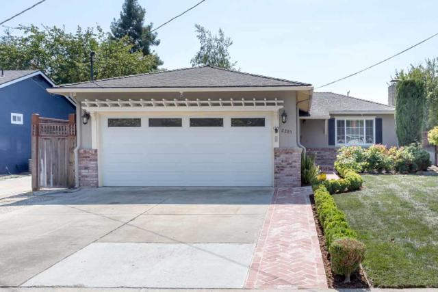 2285 Cottle Ave, San Jose, CA 95125 (#ML81718788) :: The Goss Real Estate Group, Keller Williams Bay Area Estates