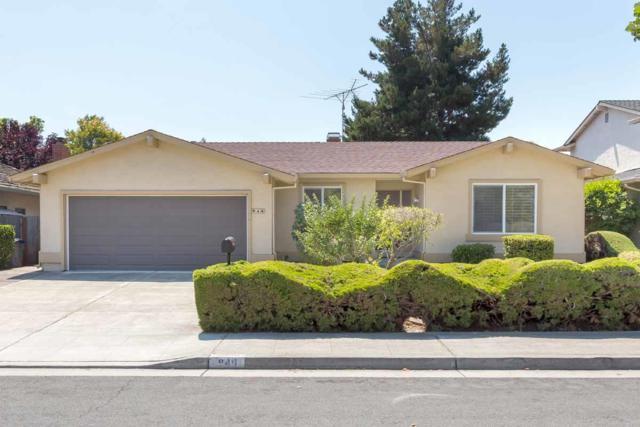 948 Buckeye Dr, Sunnyvale, CA 94086 (#ML81718832) :: Brett Jennings Real Estate Experts