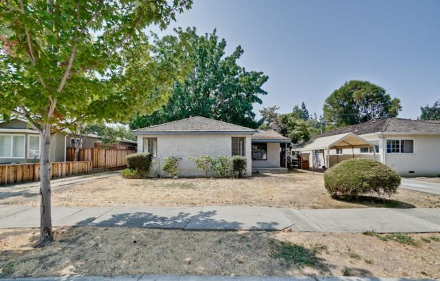 1165 Prevost St, San Jose, CA 95125 (#ML81718867) :: The Goss Real Estate Group, Keller Williams Bay Area Estates