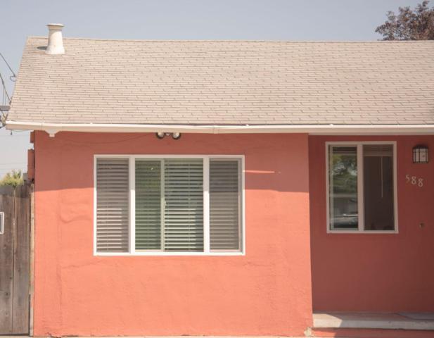 588 Borregas Ave, Sunnyvale, CA 94085 (#ML81719000) :: Brett Jennings Real Estate Experts