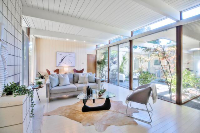 4 Mariposa Ct, Burlingame, CA 94010 (#ML81719169) :: The Kulda Real Estate Group