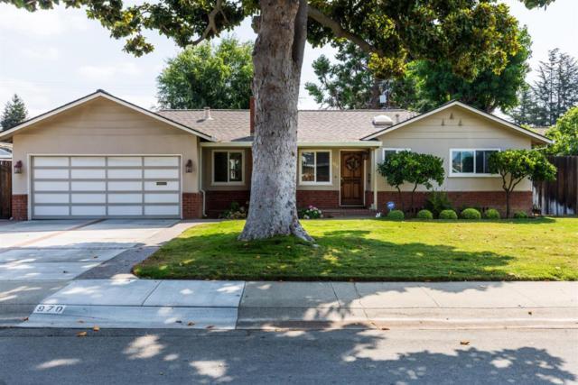 970 S Baywood Ave, San Jose, CA 95128 (#ML81719179) :: The Kulda Real Estate Group
