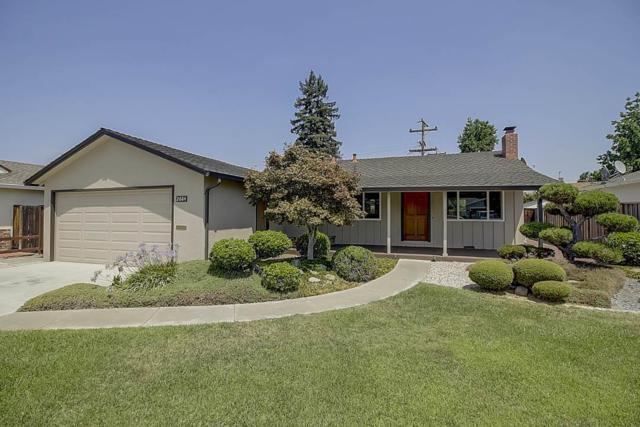 2684 Sutro Dr, San Jose, CA 95124 (#ML81719315) :: Julie Davis Sells Homes