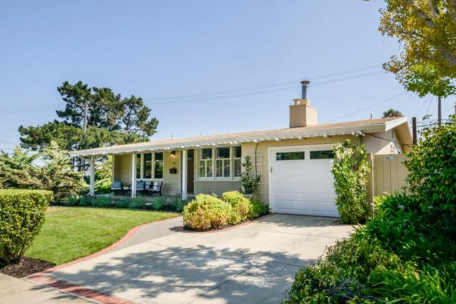 2801 Sunset Ter, San Mateo, CA 94403 (#ML81719342) :: The Kulda Real Estate Group