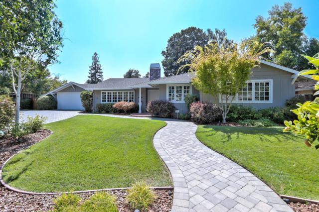 20123 Chateau Dr, Saratoga, CA 95070 (#ML81719369) :: The Kulda Real Estate Group