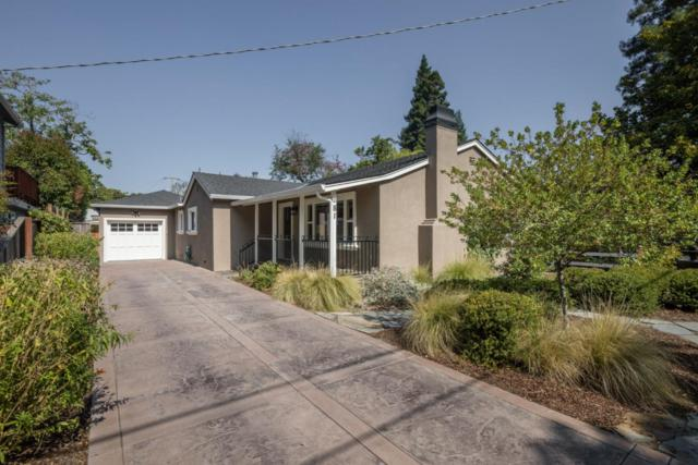181 Santa Margarita Ave, Menlo Park, CA 94025 (#ML81719462) :: Strock Real Estate