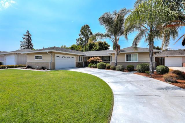 811 S Clover Ave, San Jose, CA 95128 (#ML81719467) :: The Kulda Real Estate Group