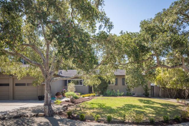 1095 Laurel Ln, Pebble Beach, CA 93953 (#ML81719546) :: Brett Jennings Real Estate Experts
