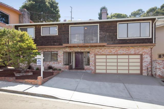 361 Minorca Way, Millbrae, CA 94030 (#ML81719660) :: The Kulda Real Estate Group