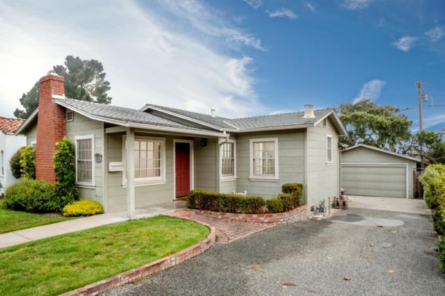632 Spazier Ave, Pacific Grove, CA 93950 (#ML81719724) :: Strock Real Estate