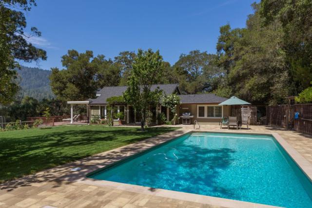 204 Josselyn Ln, Woodside, CA 94062 (#ML81719730) :: The Kulda Real Estate Group